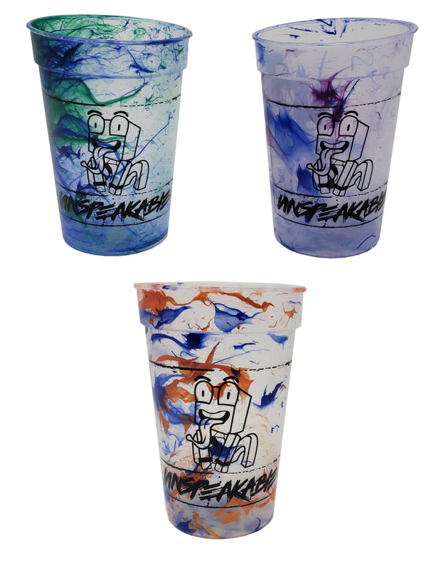 17 oz. CONFETTI CUP - UnspeakableGaming