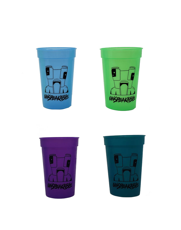 17 oz. TWO TONE STADIUM CUP - UnspeakableGaming