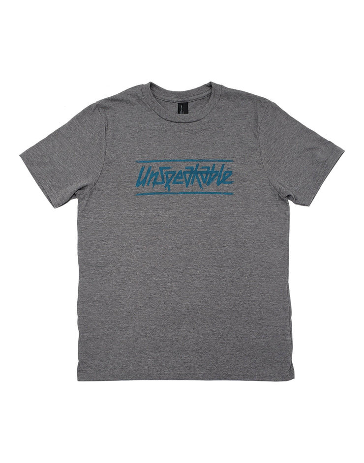 GREY FROST T-SHIRT - Unspeakable Merchandise