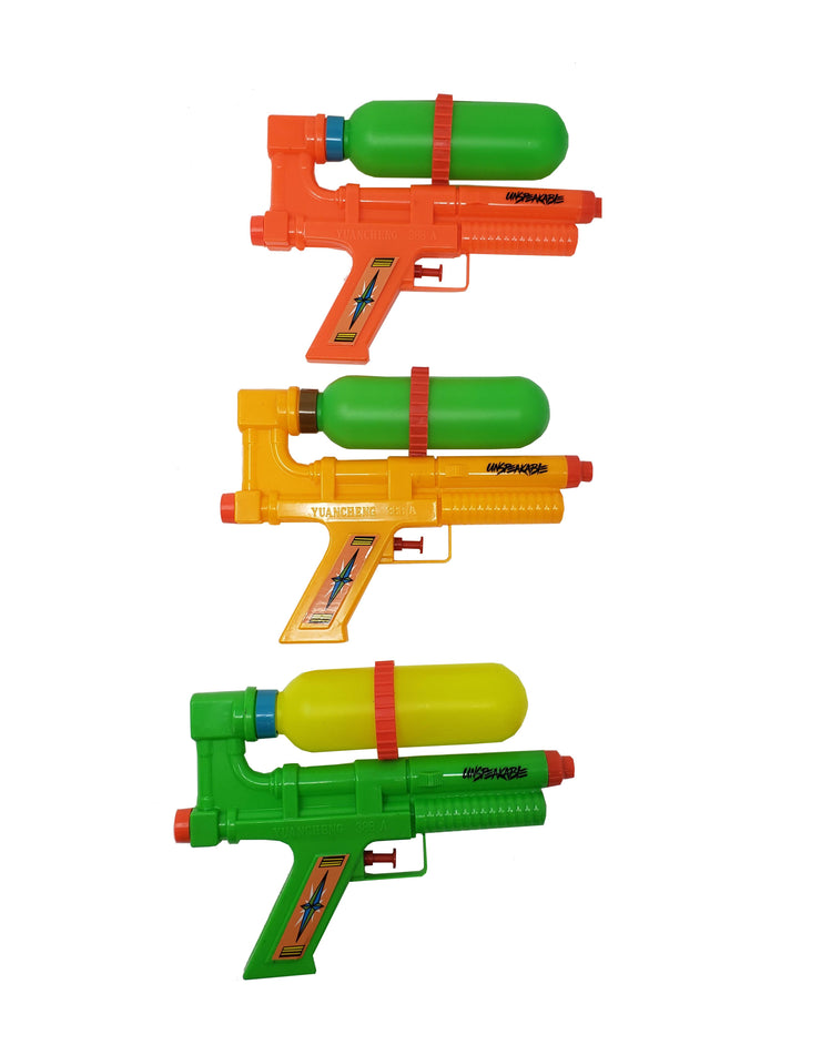 "MYSTERY 10"" WATER GUN - Unspeakable Merchandise"