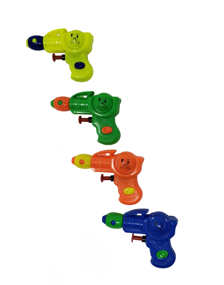 "MYSTERY 4"" MINI WATER GUN - Unspeakable Merchandise"