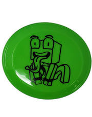 "5"" MINI FLYING DISC - Unspeakable Merchandise"