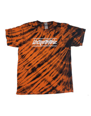 ORANGE TIGER STRIPED T-SHIRT - UnspeakableGaming