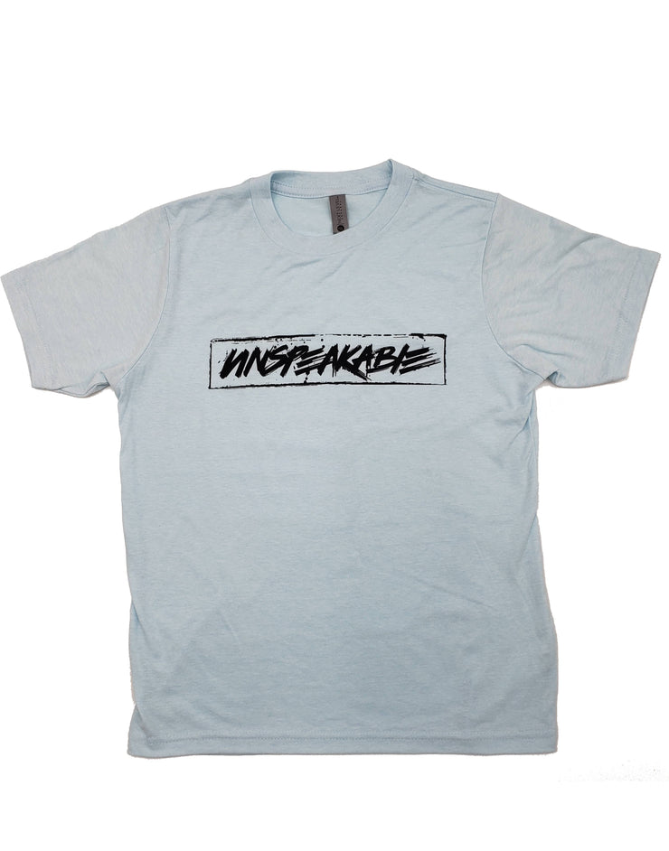 ICE BLUE T-SHIRT - Unspeakable Merchandise