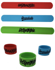 UNSPEAKABLE SLAP BRACELET - Unspeakable Merchandise