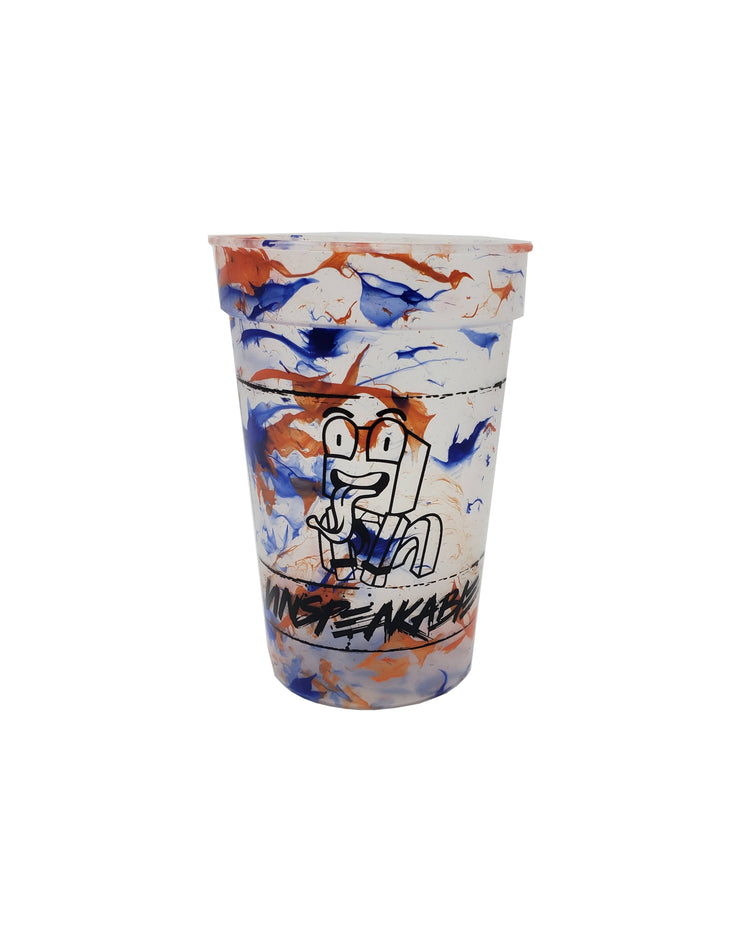 17 oz. CONFETTI CUP - Unspeakable Merchandise