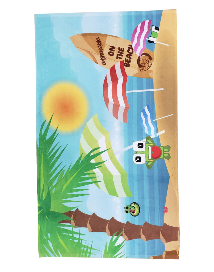 UNSPEAKABLE BEACH TOWEL - Unspeakable Merchandise