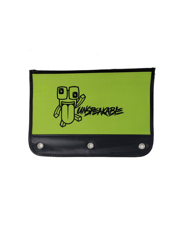 UNSPEAKABLE PENCIL POUCH - Unspeakable Merchandise