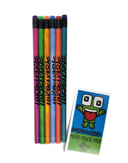 UNSPEAKABLE MOOD PENCIL PACK - Unspeakable Merchandise