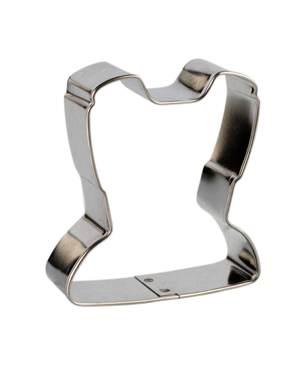 "3"" x 2 3/4"" COOKIE CUTTER"