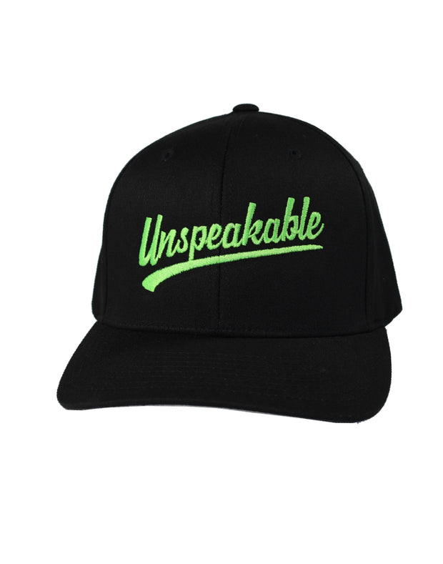 BLACK ZANY HAT - UnspeakableGaming