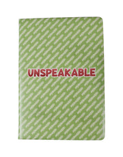 UNSPEAKABLE NOTEBOOK - UnspeakableGaming