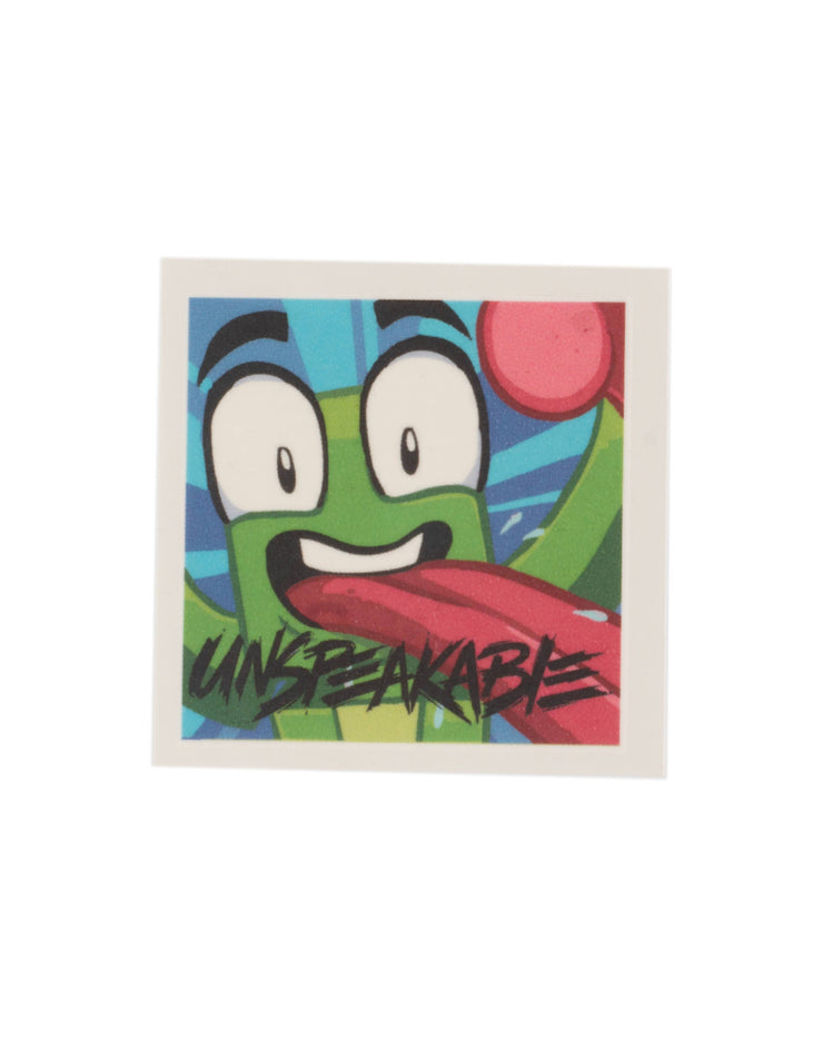 "2"" ICON TATTOO - Unspeakable Merchandise"