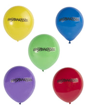 "10"" LATEX BALLOON - 10 PACK - UnspeakableGaming"