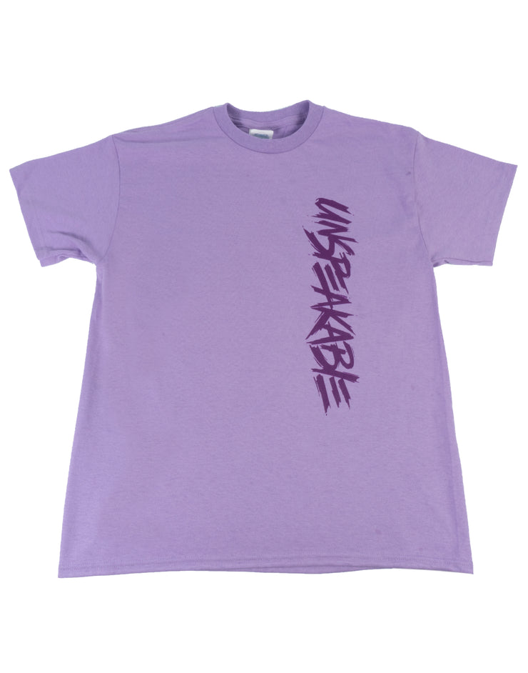 LAVENDER T-SHIRT - Unspeakable Merchandise
