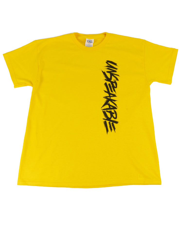 SUNFLOWER YELLOW T-SHIRT - Unspeakable Merchandise
