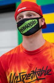 UNSPEAKABLE FACE MASK - Unspeakable Merchandise