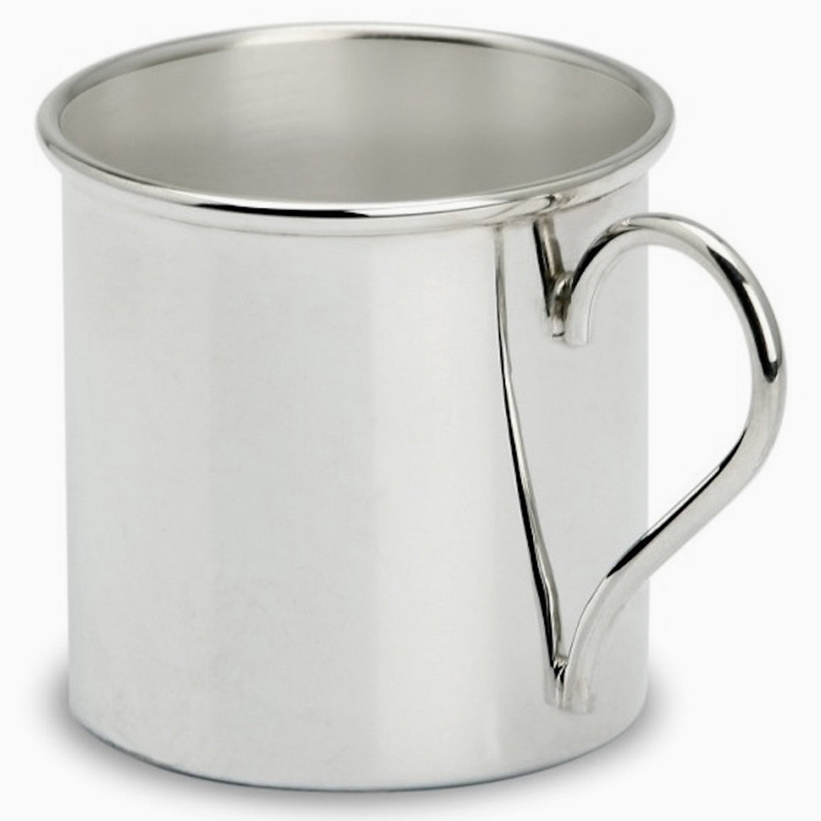 Shop Sterling Silver Baby Cup Silver Baby Gifts