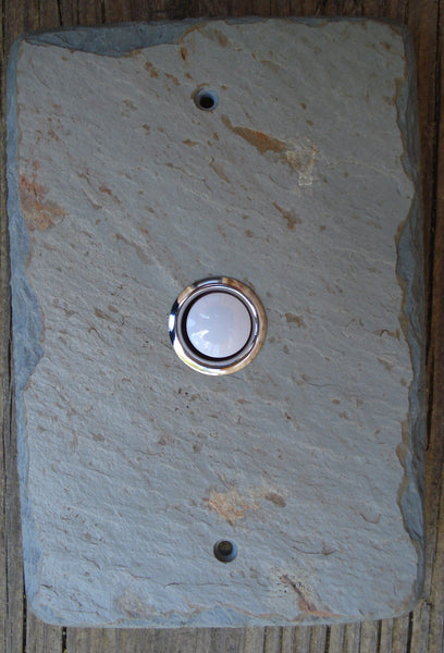 Stone Doorbell Plate Cover