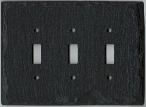 Triple Toggle Switch Plate