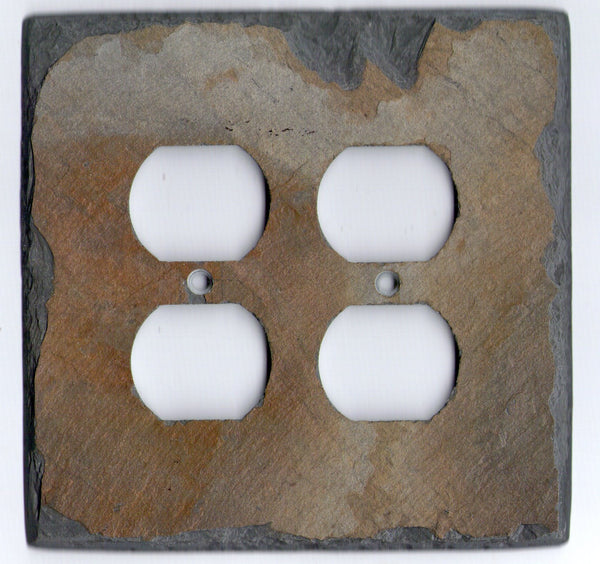 Double Outlet Cover