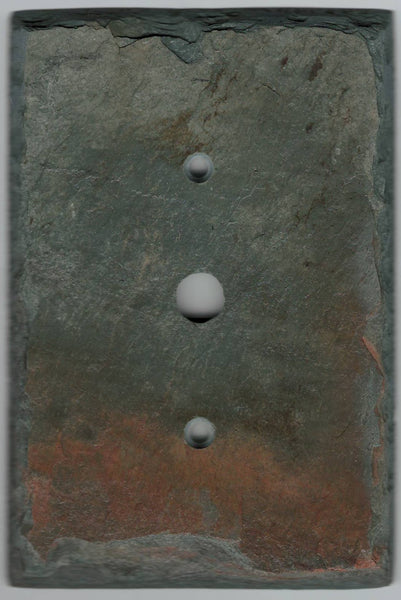 Earth Slate Switch Plates