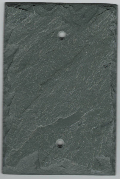 Vermont Gray Green Slate Switch Plates