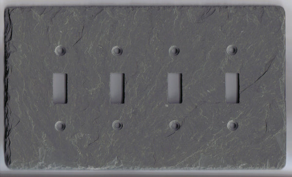Quad Switchplate
