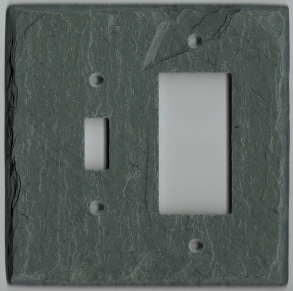 Single Switch/Single GFI Cover