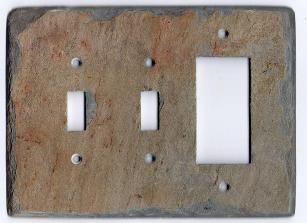 Double Switch/GFI Wall Plate