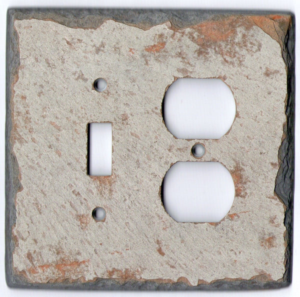 light switch/duplex outlet cover