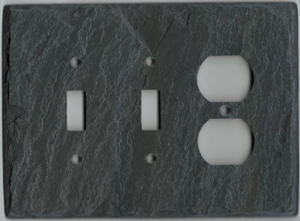 Double Toggle Outlet Cover Combo