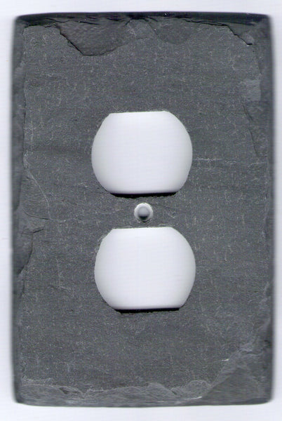 Slate Socket Cover