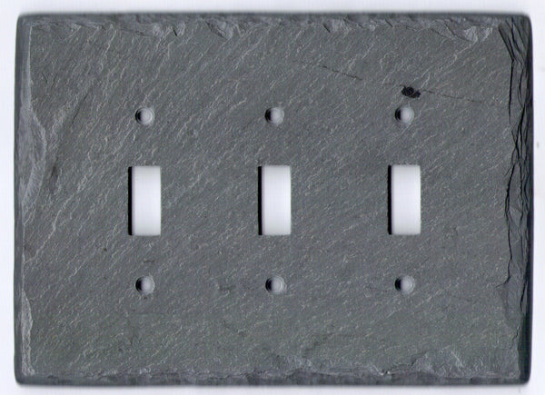 Triple Switch Plate