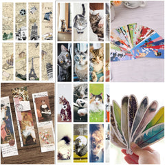Paper Bookmark Sets