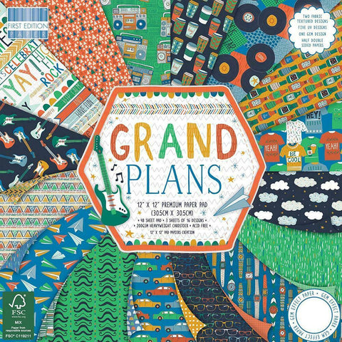 first edition grand plans