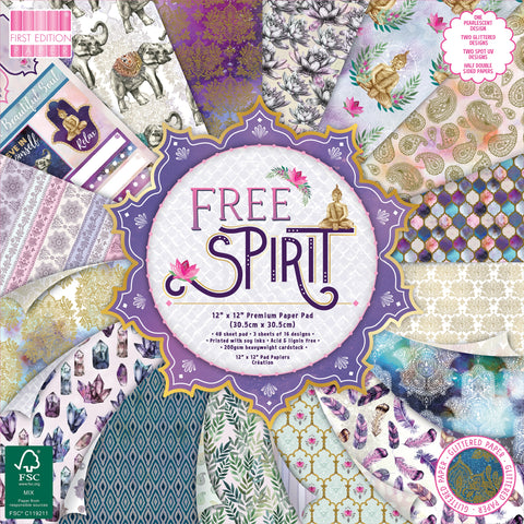 free spirit first edition