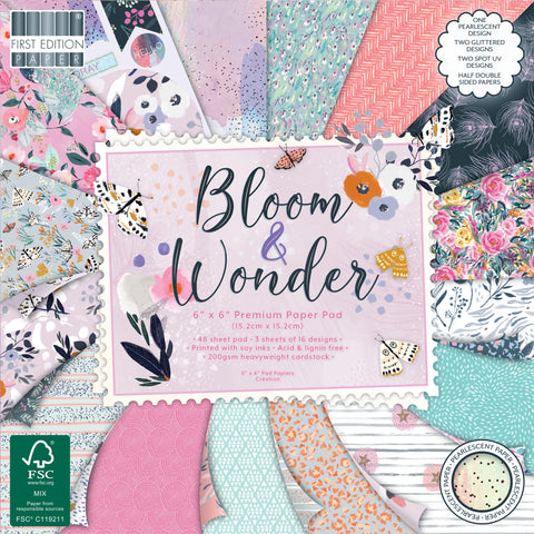 first edition bloom wonder