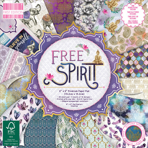 first edition free spirit