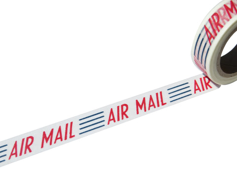 air mail washi masking tape