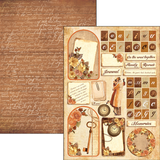 autumn cardstock