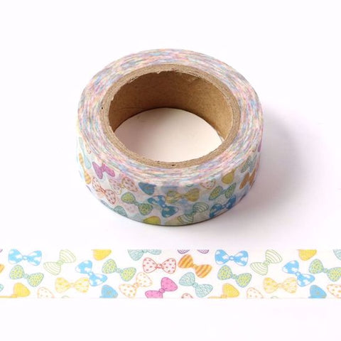 bows washi tape