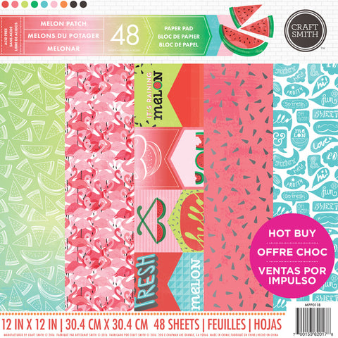 craft smith melon patch paper pad