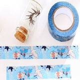japanese crane washi tape