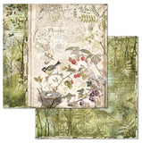 wildlife cardstock