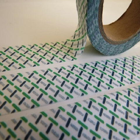 blue green stripe washi masking tape