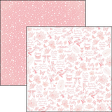 "Ciao Bella Neverland Patterns Pad 12""x12"" 190gsm ON OFFER"