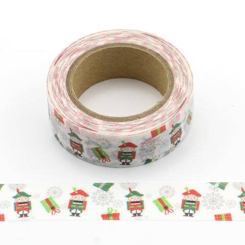 nutcracker washi tape
