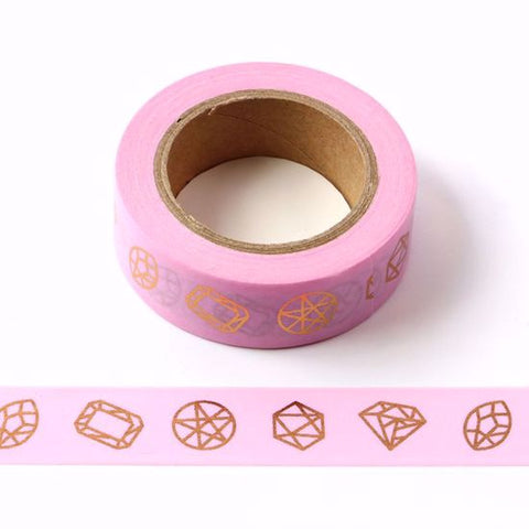 gems washi tape