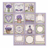 stamperia provence paper pad
